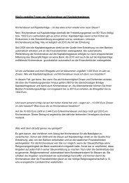 Häufig gestellte Fragen - Evangelische Kirche in Deutschland
