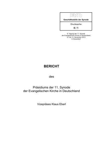 Download als PDF-Datei - Evangelische Kirche in Deutschland