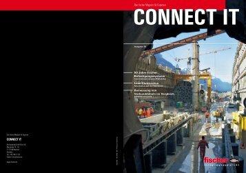 CONNECT IT Das fischer Magazin für Experten