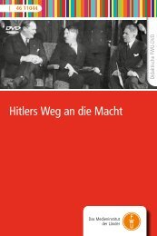 Hitlers Weg an die Macht - FWU