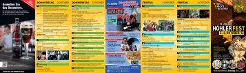 Flyer Höhlerfest 2013 (application/pdf 1.5 MB) - Stadt Gera