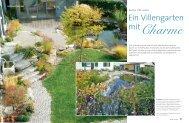 Ein Villengarten mit - Grimm Garten und Landschaft