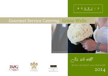 Mörwald Catering für Hochzeiten - grafenegg