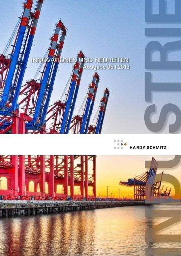 INNOVATIONEN UND NEUHEITEN - Hardy Schmitz GmbH & Co. KG