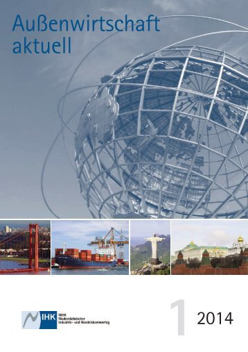Außenwirtschaft aktuell - IHK Emden