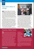 Fourth Newsletter of ILO Pakistan, pdf 3.3 MB - International Labour ... - Page 4