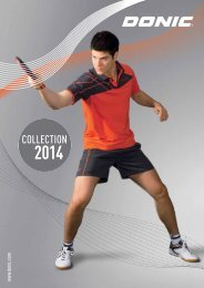 DONIC Collection 2014