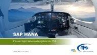 SAP HANA - ITML