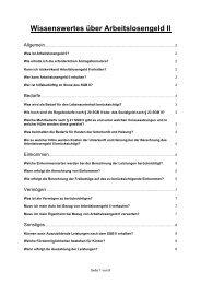 Hinweise für Leistungsberechtigte (PDF, 43.5 KB) - Jena