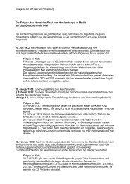 Recherchen des Kieler Stadtarchivs zu den Auswirkungen von ...