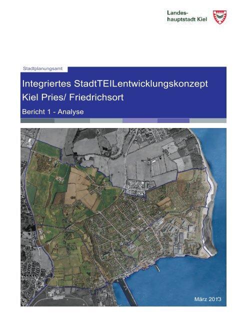 Bericht 1 - Landeshauptstadt Kiel