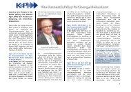Interview Bayer Pharma AG Standort Bergkamen - Kirschstein ...