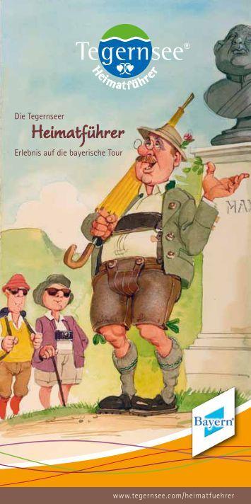 Die Tegernseer Heimatführer - Kreuth