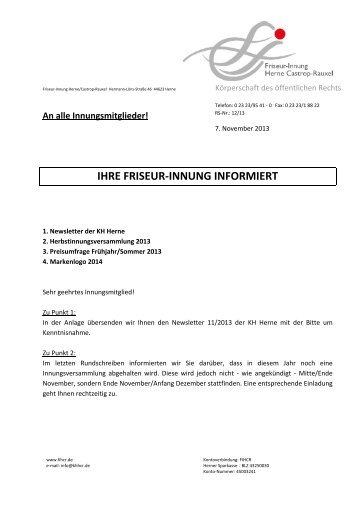 11/2013 - Kreishandwerkerschaft Herne