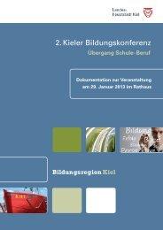 2. Kieler Bildungskonferenz - Landeshauptstadt Kiel