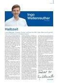 Stadionzeitung 18. Spieltag (KSC - FSV Frankfurt) - Karlsruher SC - Page 5