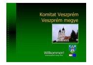 Komitat Veszprém Veszprém megye - Landkreis Wunsiedel im ...