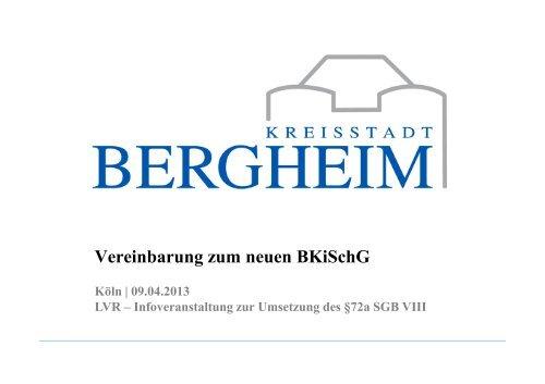 die Distrikt-Teams in Bergheim (PDF, 350 KB)