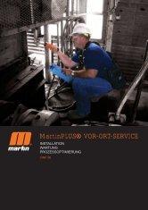 MartinPLUS® VOR-ORT-SERVICE - Martin Engineering