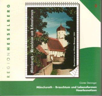 Leseprobe - Mönchsroth