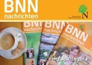 BNN-Nachrichten Mediadaten (PDF)