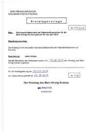 Nr.: 150/2013 - des Main-Kinzig-Kreises