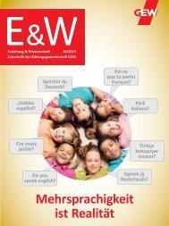 E&W 10/2013 - GEW
