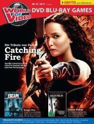 World of Video Kundenmagazin 2014/03