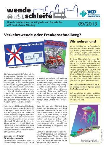 Rundbrief 08/13 - VCD