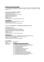 öffentliche ausschreibung - Verbandsgemeinde Zweibrücken-Land