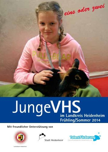 eins oder zwei - VHS Heidenheim