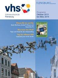 Download - Volkshochschule Flensburg