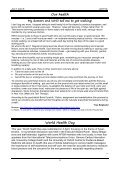 World Health Day 2013 (3April) - World Health Organization - Page 4
