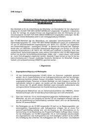 GHB Anlage 4 Merkblatt zur Behandlung von Verschlusssachen (VS ...