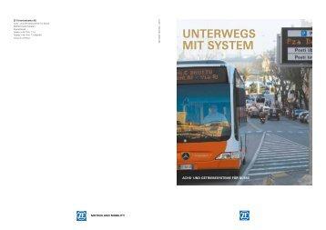 Unterwegs mit System (PDF, 7,0 MB) Achs - ZF Friedrichshafen AG
