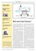 Wohin steuert Papst Franziskus? Was wirklich zählt Diener ... - BKU - Page 2