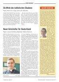 Wohin steuert Papst Franziskus? Was wirklich zählt Diener ... - BKU - Page 3