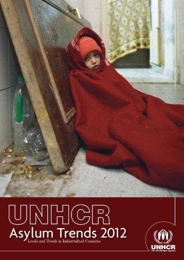 Asylum Trends 2012 - UNHCR - Tagesschau.de