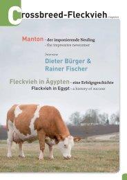 Fleckvieh - Besamungsverein Neustadt ad Aisch eV