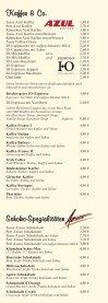 Download der Speisekarte als PDF-Datei. - Cafe Adele - Seite 2