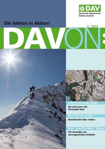 Download aktuelles Heftes - Aachen