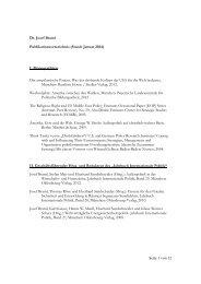 Seite 1 von 12 Dr. Josef Braml Publikationsverzeichnis (Stand ...