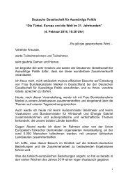 Download - Deutsche Gesellschaft für Auswärtige Politik eV