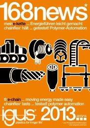 meine-kette... Energieführen leicht gemacht chainflex® hält ... - Igus