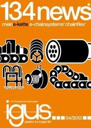 Energieketten Neuheiten und Programmerweiterungen ... - Igus