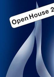 OpenHouse 2013 - Müller Apparatebau GmbH