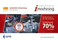 SolidCAM iMachining Broschüre - DPS Software
