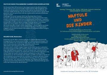 Familienkonzert Kaiserslautern