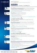 11. – 12. NOVEMBER 2013 maRItIm pRoaRte hotel beRlIN - DSAG - Page 5