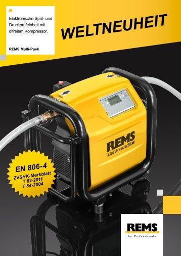 REMS Multi-Push - Eisen-Fischer GmbH & Co. KG